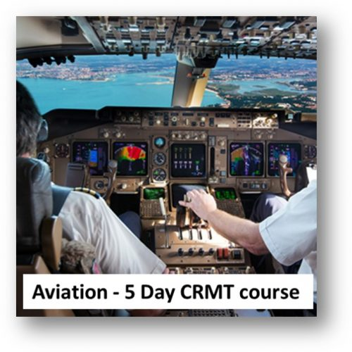 5 Day Crew Resource Management Trainers course