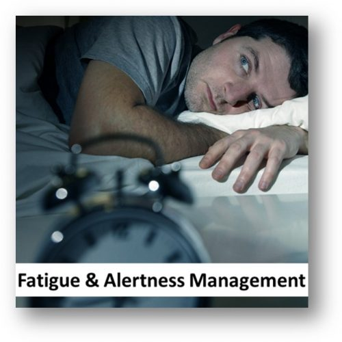Alertness Management